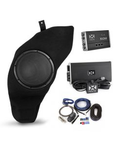 Tesla Model 3 Complete Aftermarket Subwoofer Package | BE-TM3-VSW10S2-PACKAGE