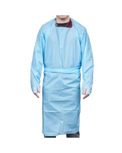 Blue Surgical Gown Type 2 | XRGOWNBL2