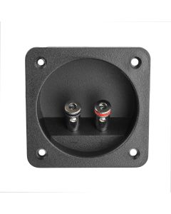 Square Push Style Outer Design Terminal Cups With Chrome-Plated Contacts | NBTERM2