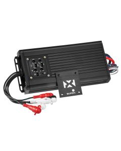 MVPA4 | Marine-V Series 4-Channel Bridgeable Micro Class D Compact Car Amplifier