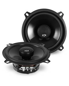 "NSP525 | 5.25"" Coaxial Car Speakers with Silk Dome Tweeters"