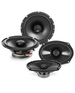 "NVX 6 x 9"" & 6.5"" N-Series Coaxial Car Speaker System Package"