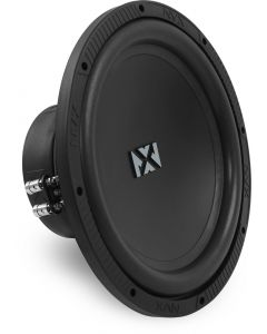 "NSW124v2 | 350 Watt RMS 12"" Dual 4-Ohm Car Subwoofer"
