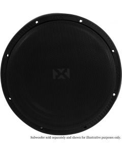 "NV10GR | 10"" Subwoofer Grille for N and V series"