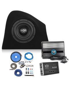 PBK-LEX-IS0613-VCW104 | 2006-2013 Lexus IS250/IS350 and ISF Complete B.O.O.S.T. Amplified Bass & System Upgrade Package
