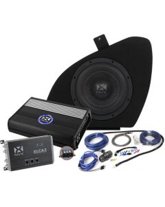 PBK-TSLAS-VCW104 | 2012-2020 Tesla Model S Complete B.O.O.S.T. Amplified Bass & System Upgrade Package