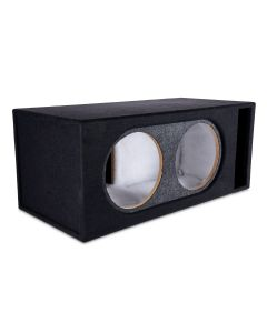 "VCE212 | VC Series High Output Dual 12"" Subwoofer Enclosure"