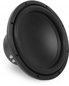 "VSW124v2 | 600 Watts RMS 12"" Dual 4-ohm Car Subwoofer"