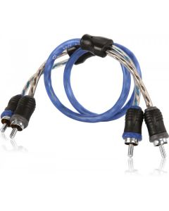 XIV205 | V-Series 0.5m (1.64 ft) 2-Channel RCA Audio Interconnect Cable