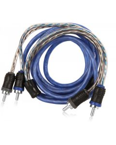 XIV22 | 2m (6.56 ft) 2-Channel RCA Audio Interconnect Cable