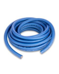 XW0BL25 | 25 ft. Roll of Metallic Powder Blue EnvyFlex True Spec 1/0-Gauge Power/Ground Wire Cable