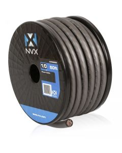 50 ft. Roll of 1/0-Gauge Metallic Gray Power/Ground Wire Cable | XW0GR50