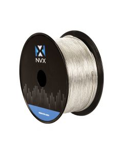 XW18500CL | 50 0 ft of 18 Gauge Clear Remote Wire/Cable