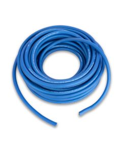 XW4BL50 | 50 ft. Roll of Metallic Powder Blue EnvyFlex True Spec 4-Gauge Power/Ground Wire Cable