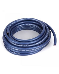 XW8BL20 | 20 ft. of Blue 8-Gauge Power/Ground Wire Cable