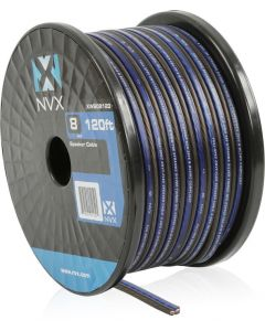 XWS08120 | 120 Feet of 8 AWG Speaker Cable/Wire